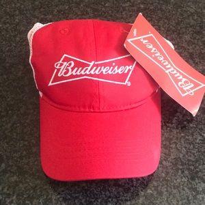 Budweiser NWT Hat